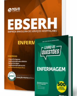 Combo EBSERH 2019 - Enfermeiro